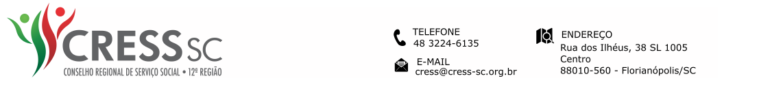 CRESS 12ª Região Logo