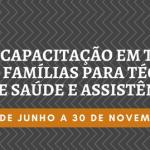 Curso de capacitação em trabalho social com famílias para técnicos das políticas de saúde e assistência social