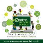 Informe comissão Regional Eleitoral – CRESS- SC